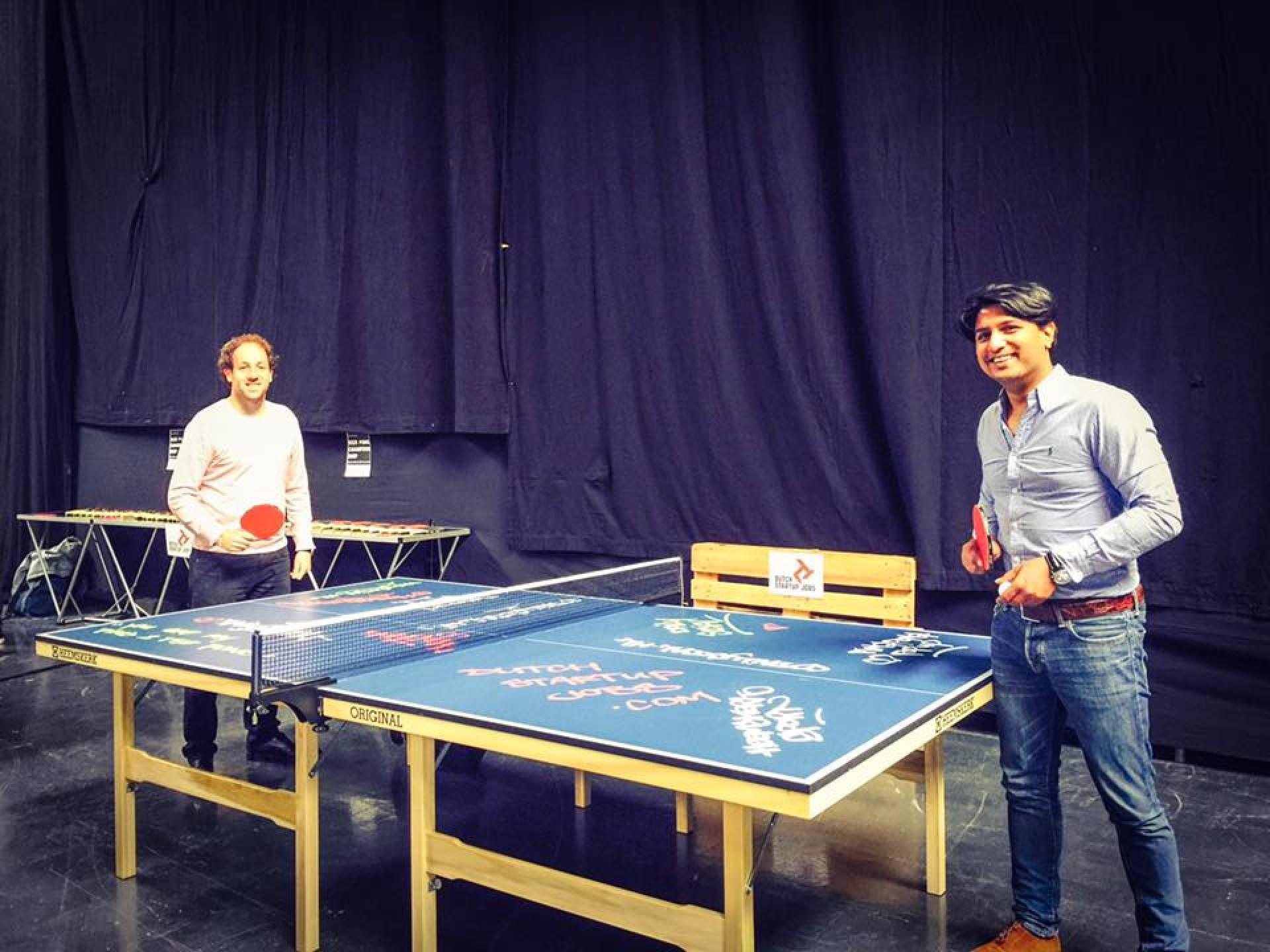 Ping pong dagje